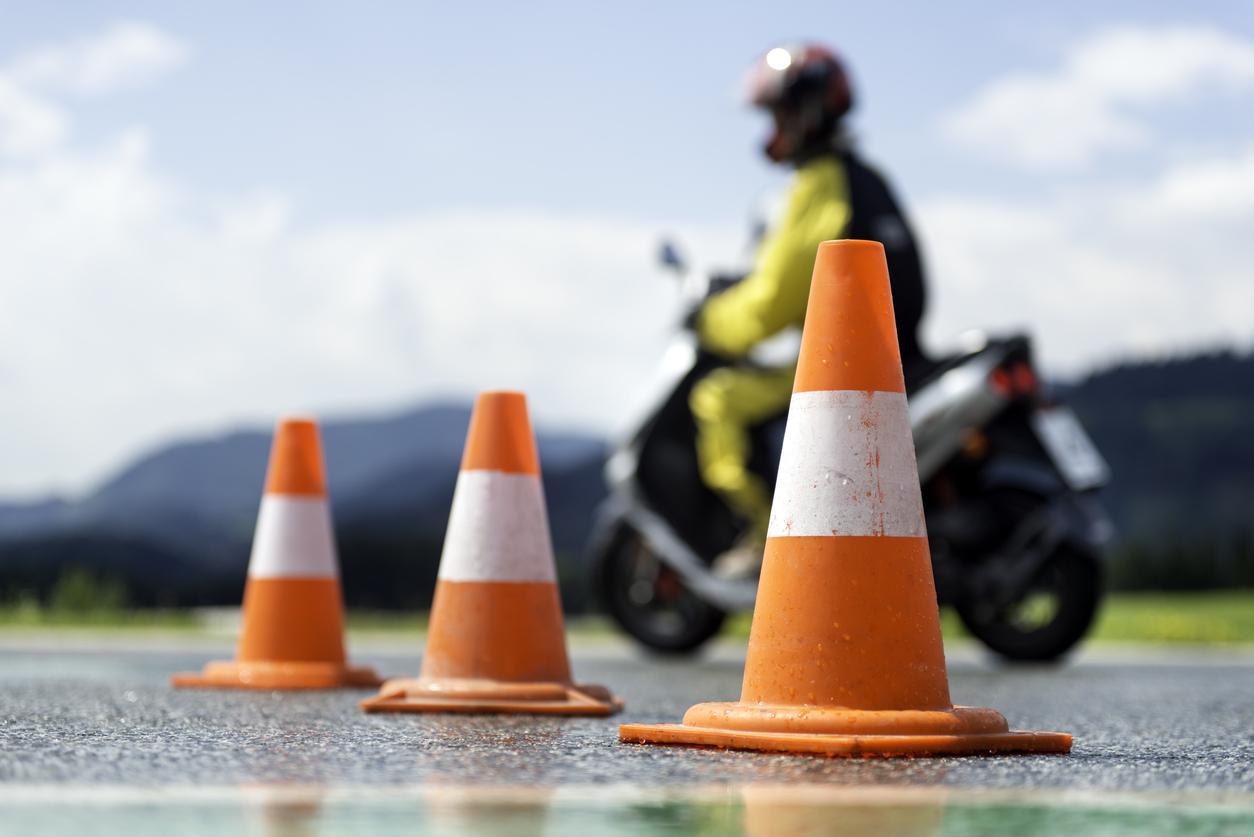 Körkort för motorcykel