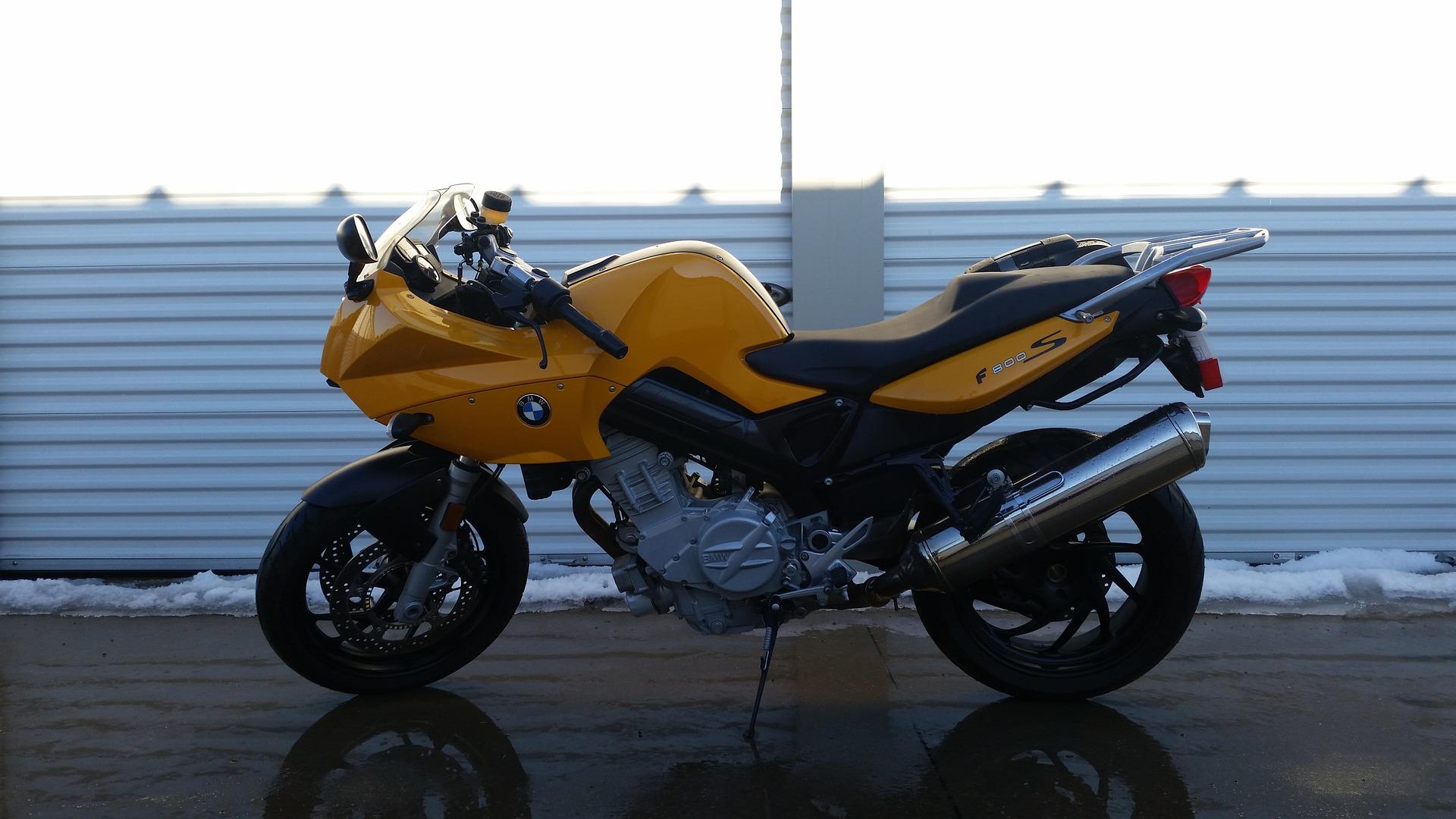 När du köper en begagnad motorcykel